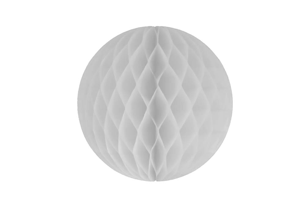 Honeycomb Ball - White Large