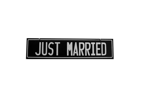 Blackboard - Just Married