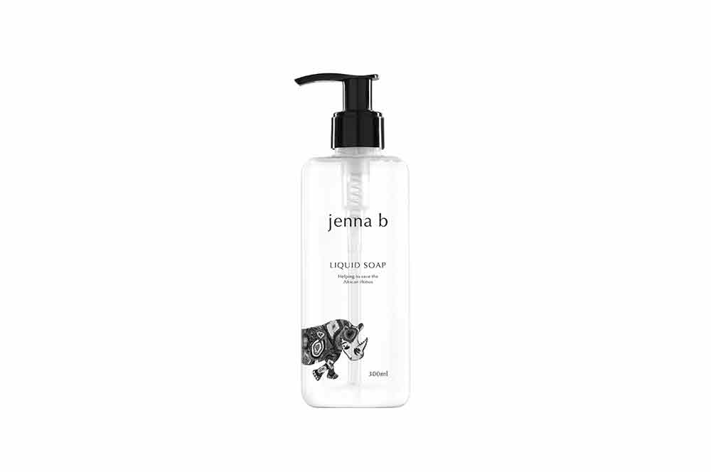 Jenna B - Liquid Soap