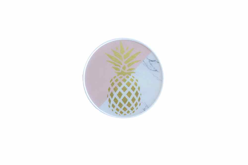 Pop Socket - Gold Pineapple