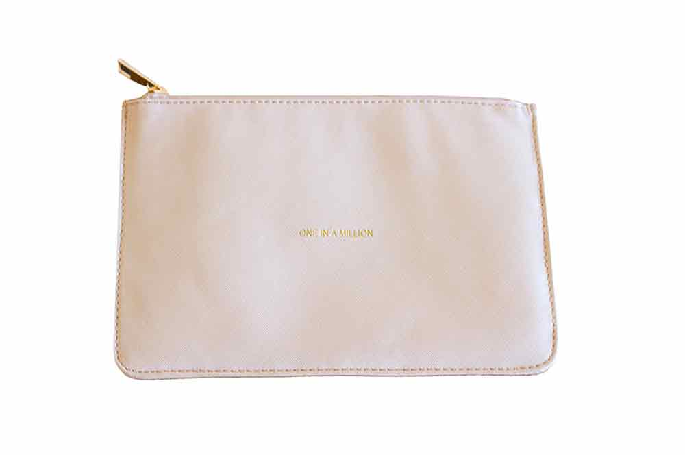 Pretty Pouch - One In A Million - Blush