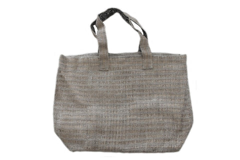 Bag - Beach Ricefield Grey