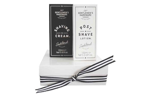 Gentlemen's Hardware - Shaving Gift Box