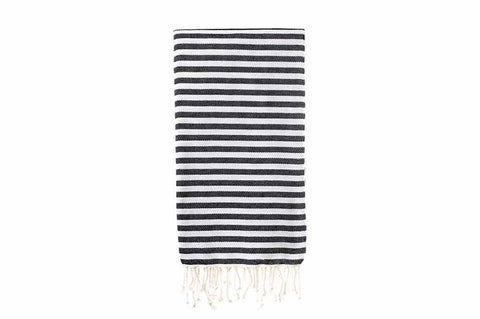 Turkish Towel - SUD Black