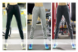 Womens Cotton Breathable Trousers High Elastic Yoga Pants / Excercise Gear