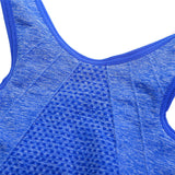 Front Zipper Yoga and Running Sports Bra