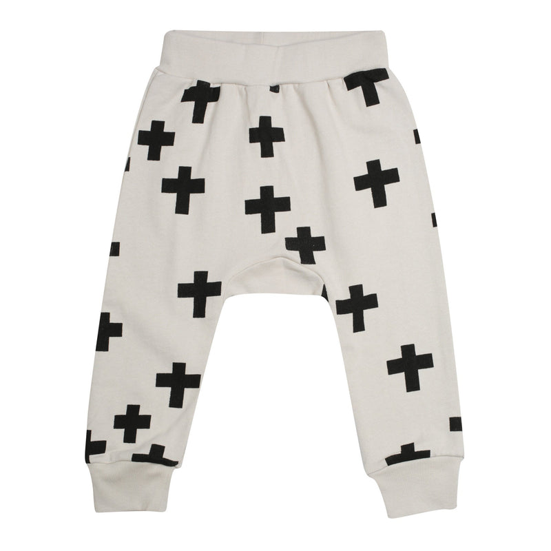 My Tiny Wardrobe - KRIS CROSS HAREM PANTS – BONE