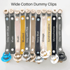 Our Little Helpers - Cotton Dummy Clips | Wide Strap