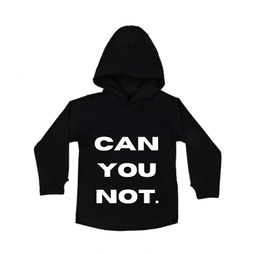 MLW By Design - Can You Not Hoodie | Black or White
