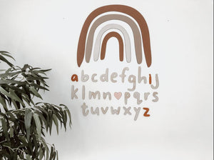 Timber Tinkers - Alphabet