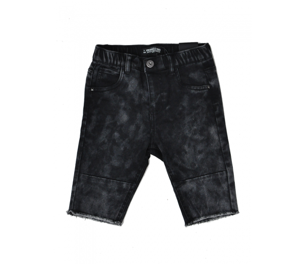 TPTB - AUTHORITY SHORTS - BLACK