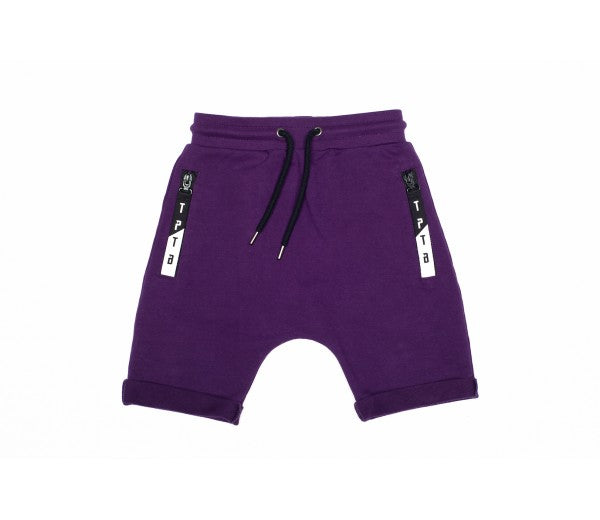 TPTB - PIONEER SHORTS 2.0 - DEEP PURPLE