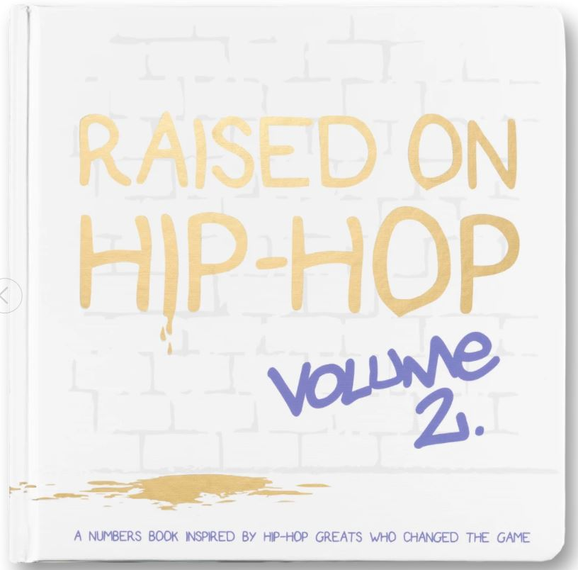 The Little Homie - Raised on Hip Hop Vol.2 Numbers
