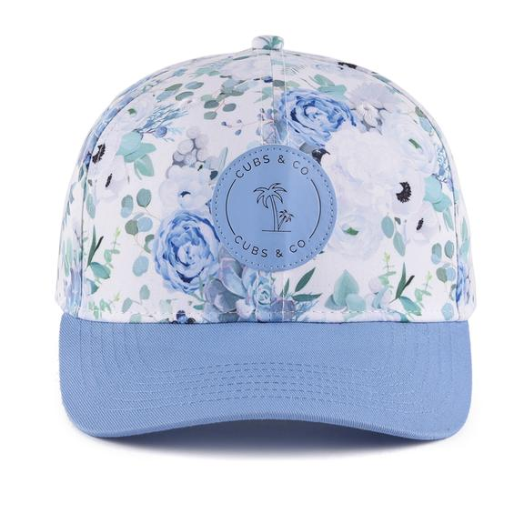 Cubs & Co - FLORAL BLUE