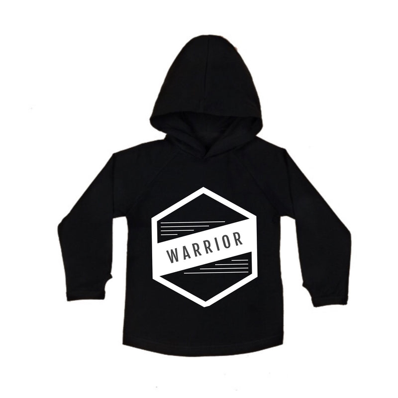 MLW By Design - Warrior Hoodie | Black or White