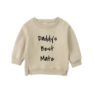 MLW By Design - Daddy's Best Mate | Beige