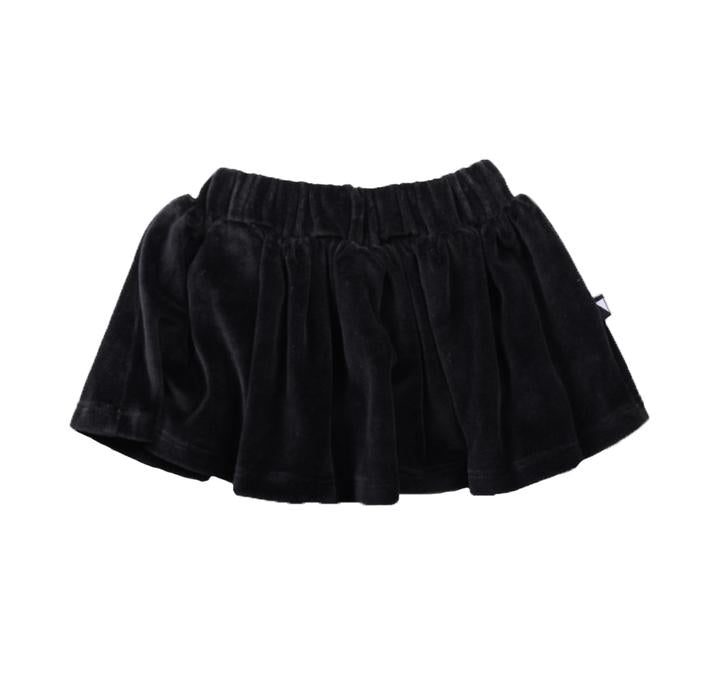 Anarkid - BLACK VELOUR SKIRT