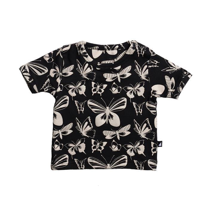 Anarkid - BLACK BUTTERFLY AOP SS TEE
