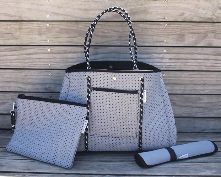 Anchor & Arrow - Ultimate Mums Bag - Male Grey
