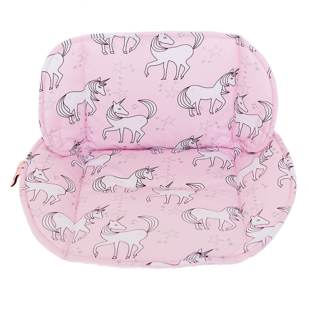Bambella Designs - Car Seat Protector | Unicorn