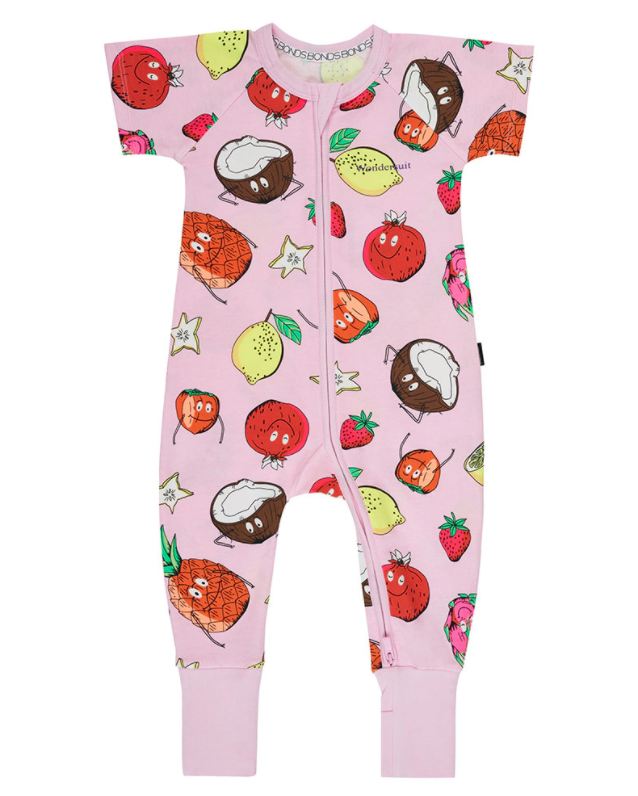 BONDS - Fruit Frenzy Zip Wondersuit