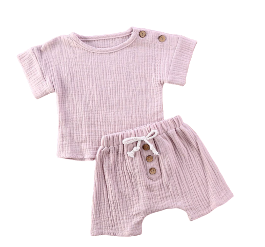 Back to Nature Set | Dusty Pink
