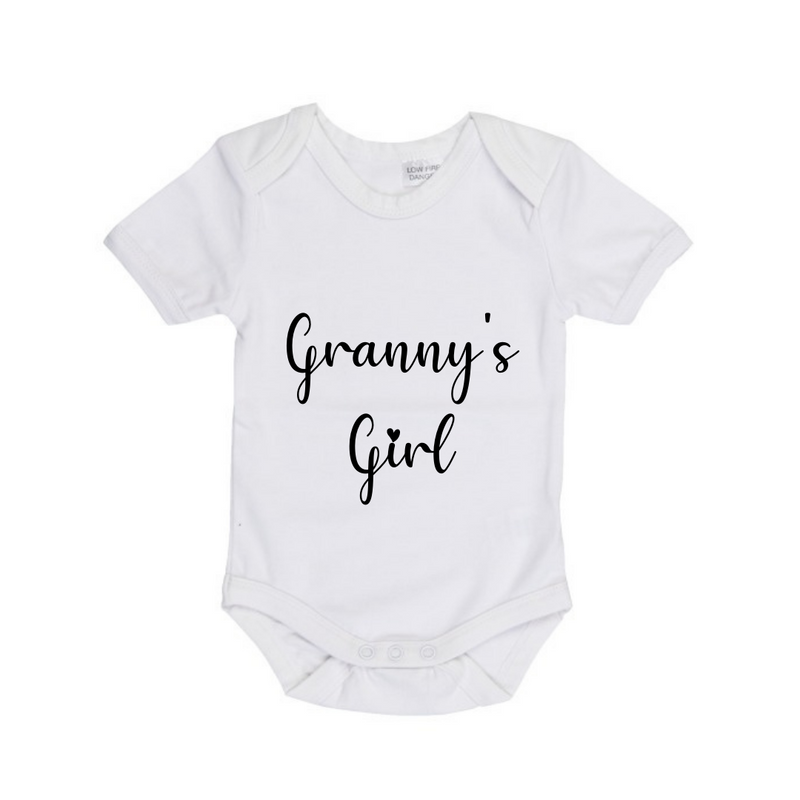 MLW By Design - Granny's Girl Bodysuit
