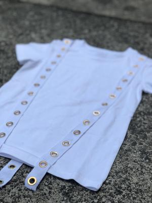 Carrington Kids - Stud Tee White