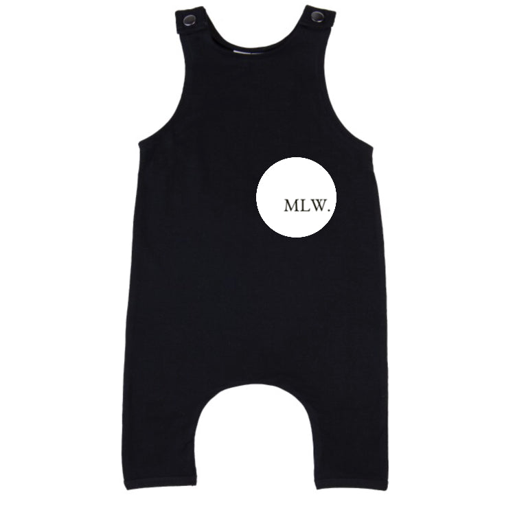 MLW By Design - MLW Signature Slouch Romper