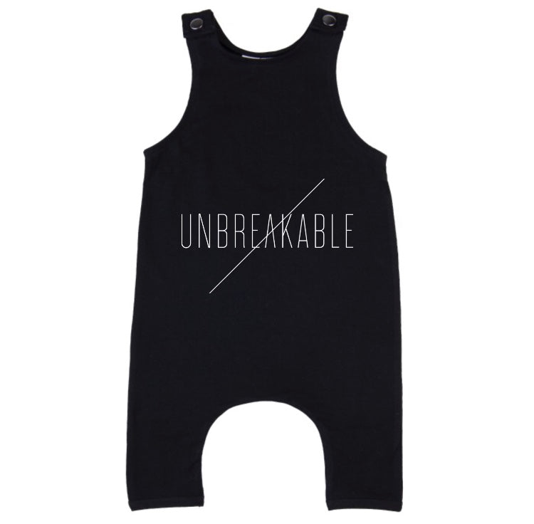 MLW By Design - Unbreakable Slouch Romper