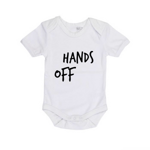 MLW By Design - Hands Off Short Sleeve Bodysuit | Black or White
