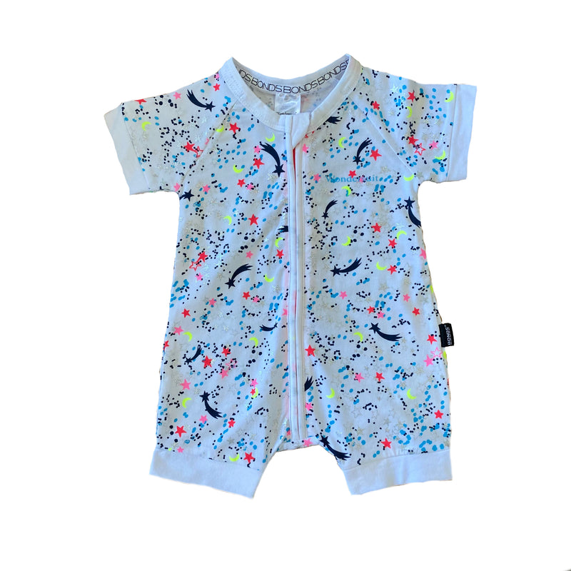 BONDS - Shooting Star Romper Wondersuit