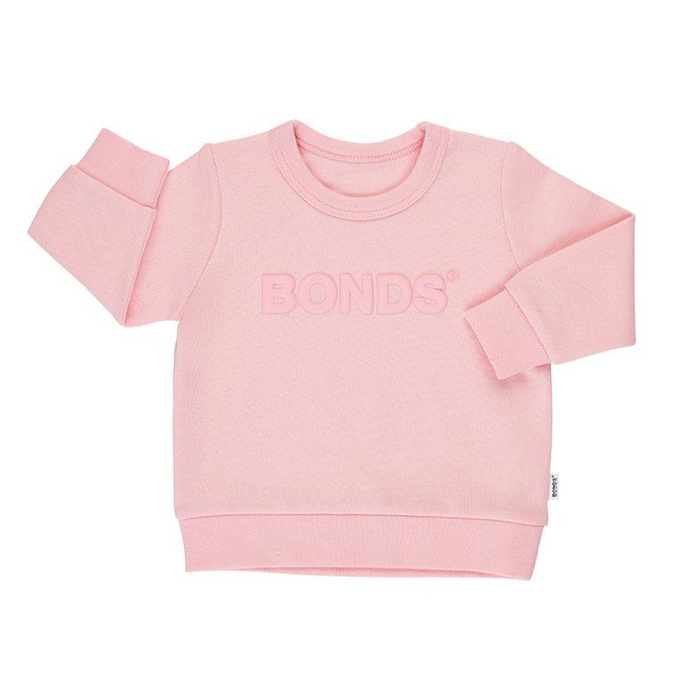 BONDS - Tech Sweats Pullover | Sparkling