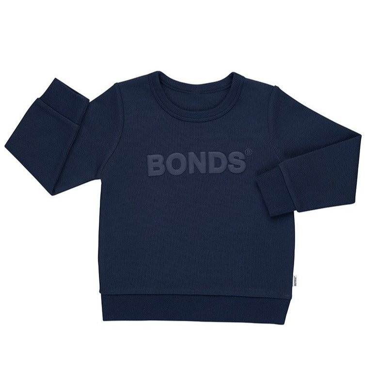 BONDS - Tech Sweats Pullover | Almost Midnight