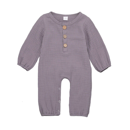 Atlas Onesie | Purple