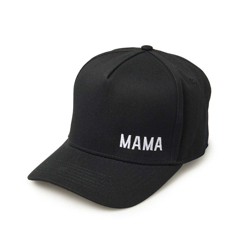 Cubs & Co - MAMA HAT IN BLACK