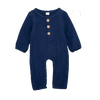 Atlas Onesie | Navy Blue