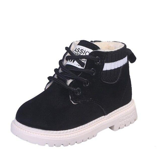 Ollie Boots | Black