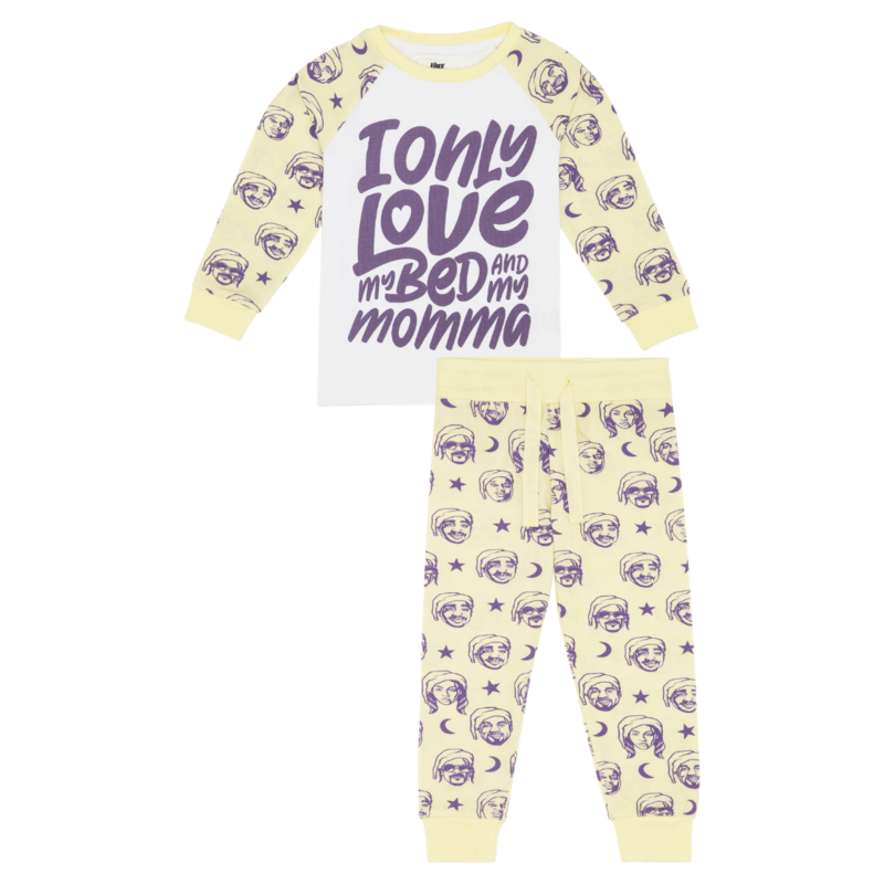 The Little Homie - Dreams 'Toddler' Sleepwear Set