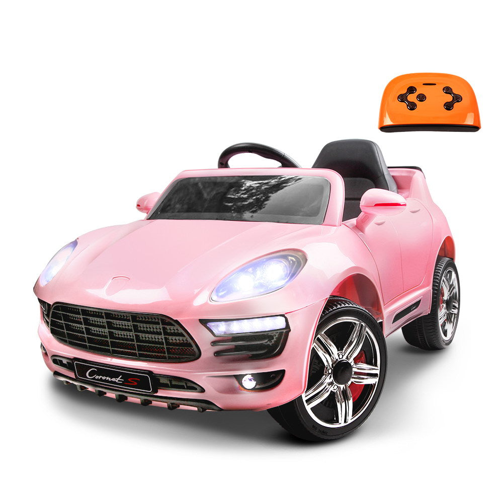 Kids Ride On Car | Pink
