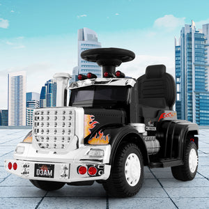 Ride on Truck | Black