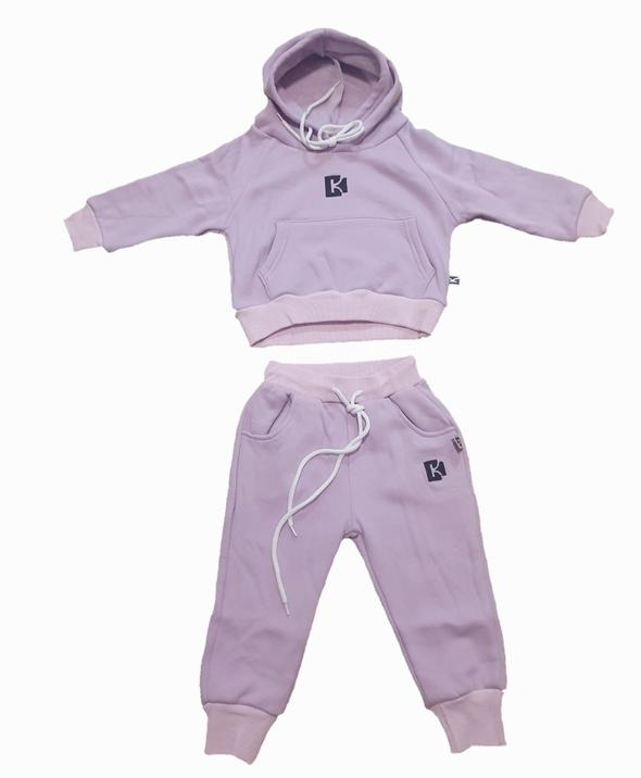 Carrington Kids - Tracksuit Set Lilac