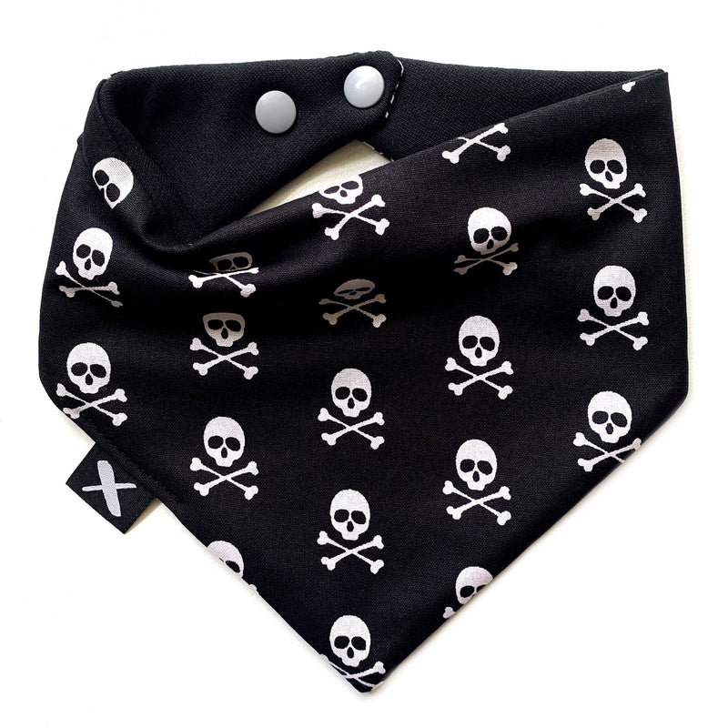 MISSAMADEIT - Mini Pirate Bandana Bib