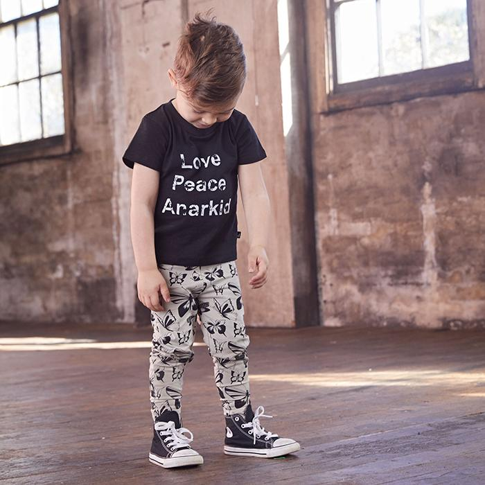 Anarkid - LOVE PEACE ANARKID WASHED SS TEE