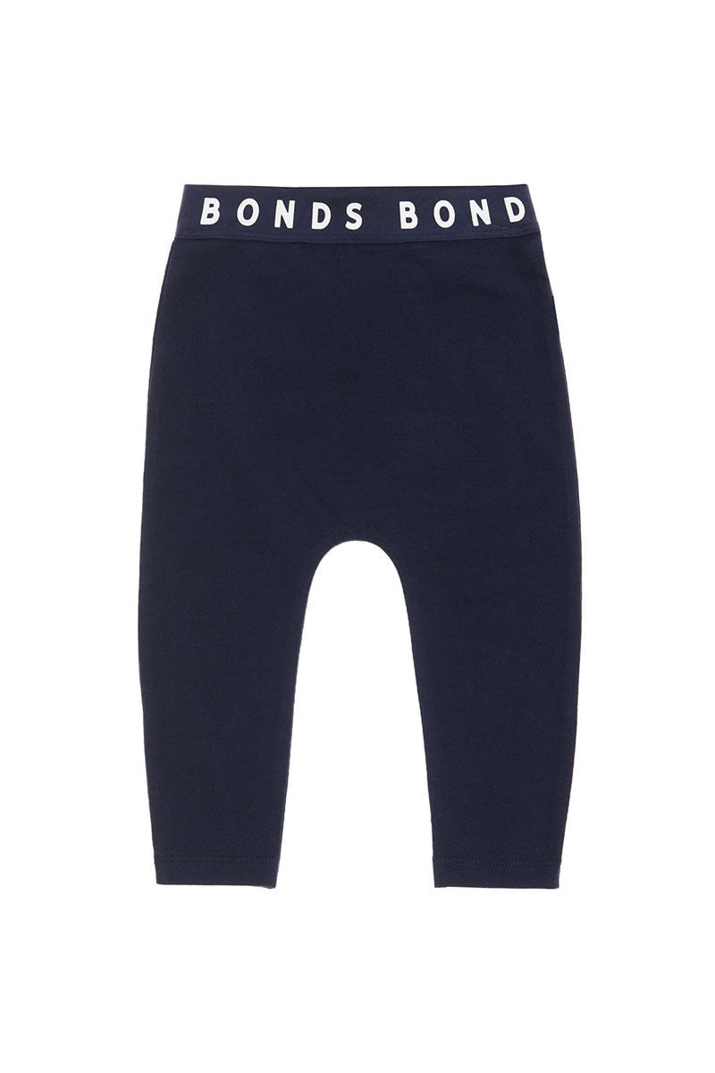 BONDS - Stretchy Leggings | NAVY