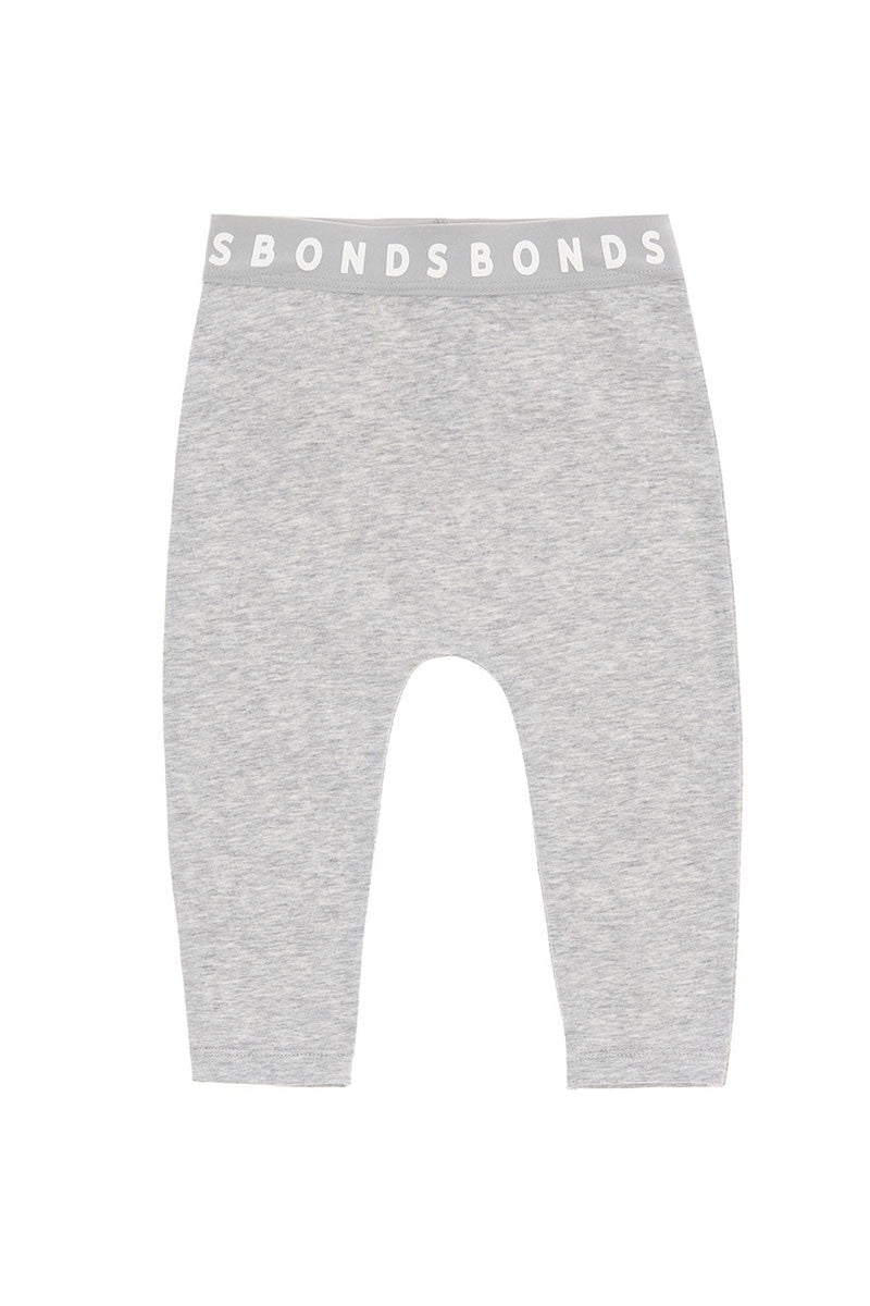 BONDS - Stretchy Leggings | NEW GREY
