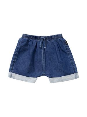 BONDS - Terry Denim Shorts