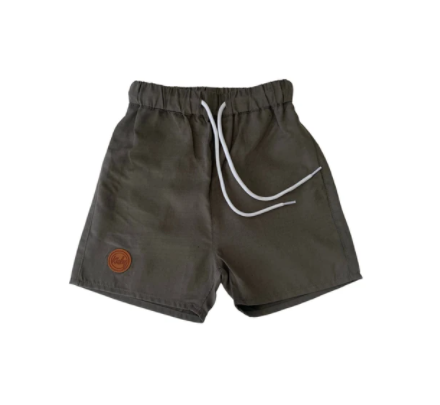 Kicky Swim - Board Shorts | Grey