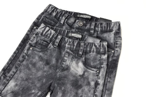 TPTB - Distressed Authority Jeans | Black