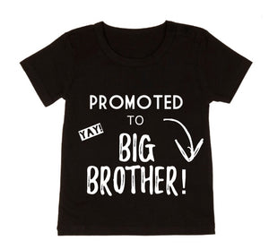 MLW By Design - Promoted To Big Brother | Black or White